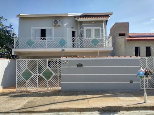 Imagem 1 de 30 de Casa Com 4 Dormitórios À Venda, 223 M² Por R$ 650.000,00 - Jardim Itália - São Pedro/sp - Ca2930