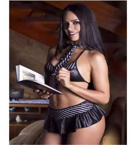 Lingerie - Secretaria Executiva Sensual Gostosa Erotica