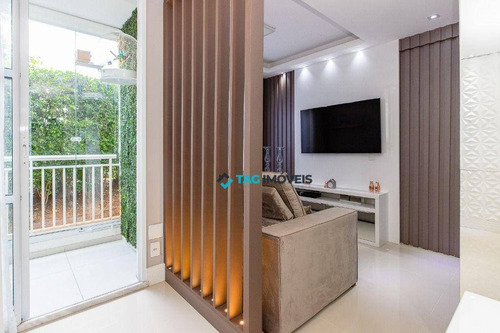Apartamento Com 2 Dormitórios À Venda, 60 M² Por R$ 510.000,00 - Mooca - São Paulo/sp - Ap2477