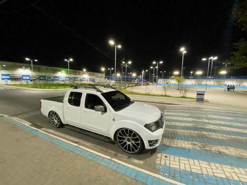 Nissan Frontier 2013 2.5 Sl Cab. Dupla 4x4 Aut. 4p