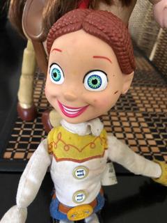 Muñeca Disney Toy Story Vaquerita Jessie