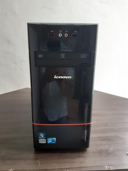Cpu Lenovo Core 2 Duo 2,93ghz 2gb Hd320 Dvd Teclado/mouse