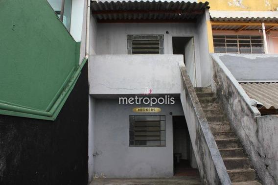 Sobrado À Venda, 105 M² Por R$ 405.000,00 - Santa Paula - São Caetano Do Sul/sp - So0734