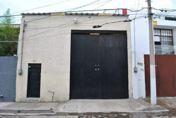 Bodega Industrial En Renta En Paraísos Del Colli