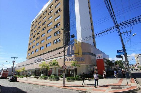 Loja Ampla Com Pé Direito Alto Para Locação, Estreito, Florianópolis. - Lo0003 - Lo0003