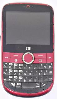 Zte X993 Dual Tela 2.4 Preto Original Nacional Semi Novo
