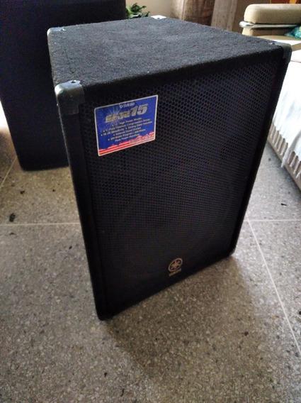 Corneta Monitor Yamaha Pasiva Usa 15