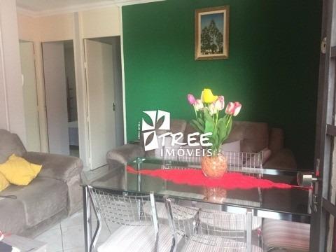 Apartamento Para Vender Em Itaquaquecetuba Localizado No Bairro Do Village Com Au: 47 M² Distribuídos Em 2 Dormitórios, Sala, Cozinha, Banheiro Com Box, Lavanderia E 1 Vaga Coberto - Ap00274 - 4218175