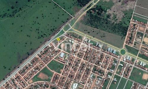 Lote Comercial No Residencial Jardins Do Cerrado 4 - 852