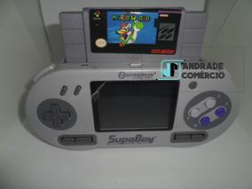 Console Supaboy Snes/ Famicon Hyperkin Com Jogo Super Mário