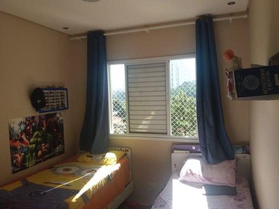 Apartamento Em Recreio Cachoeira, Barueri/sp De 60m² 2 Quartos À Venda Por R$ 280.000,00 - Ap439780