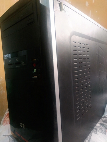 Desktop Lga1155+proc G620,2.60ghz+ramddr3 2gb+hd160gb7200rpm