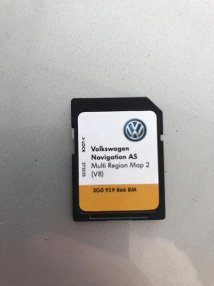 Cartão De Memoria Volkswagen 3g0919866bm V8