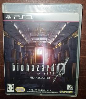 Resident Evil Zero (biohazard) Ps3, Seminuevo