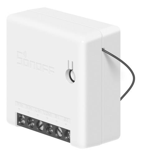 Imagen 1 de 9 de Interruptor Inteligente Sonoff Mini Pequeño De Dos Vías
