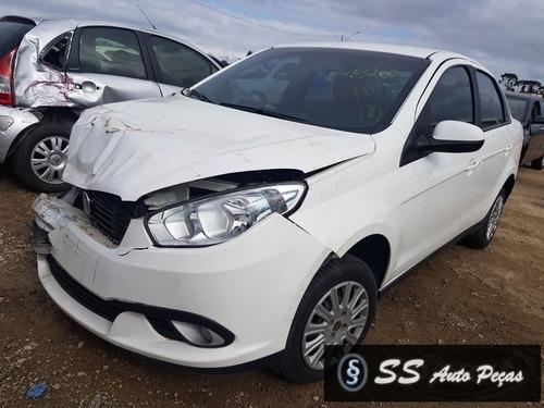 Suacata Fiat Grand Siena 2018 - Somente Retirar Peças