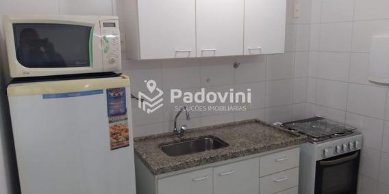 Apartamento Para Aluguel, 1 Quarto, 1 Vaga, Vila Santa Tereza - Bauru/sp - 757