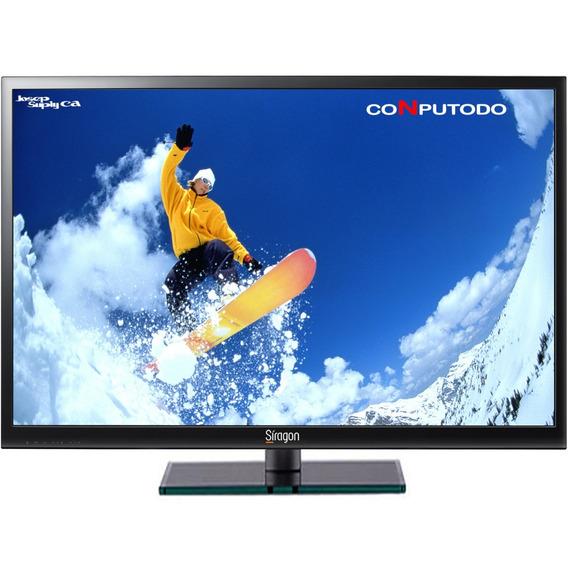 Monitor Televisor Led Smart Tv 28 Siragon Tv 3100