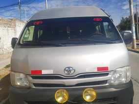 Toyota Hiace 2kd 2013 Negociable