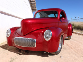 Willys 1941 Coupe