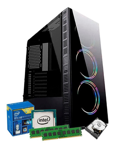 Pc I7 4770 3.9 Ghz, Geforce 2gb 710 Gt, 16gb, Ssd240gb + Nfe