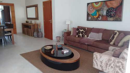 Apartamento Com 4 Dormitórios À Venda, 189 M² Por R$ 1.480.000,00 - Central Park - Guarujá/sp - Ap7136