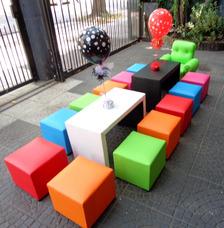 Alquiler Inflables Plaza Blanda Tejo Cama Elastica Metegol