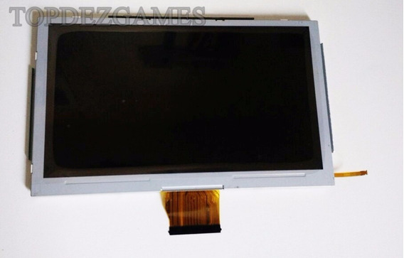 Tela Display Lcd Gamepad Nintendo Wii U Wiiu - Novo