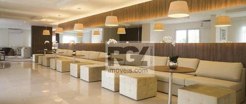 Apartamento Com 2 Dormitórios À Venda, 77 M² Por R$ 850.000,00 - Ponta Da Praia - Santos/sp - Ap7486