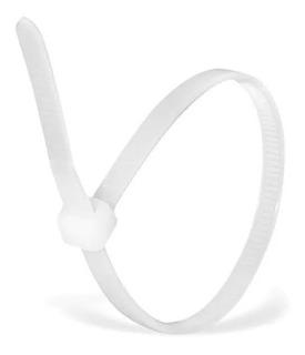 Cincho Plastico Sanelec 5780 100x2.5 Mm 100 Pz