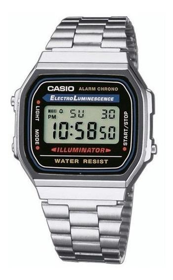 Reloj Casio Hombre A-168wa-1w