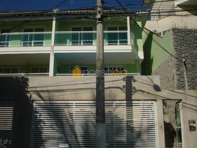 Casa Residencial 1ª Locação Em Condomínio De Alto Padrão - Ca0454