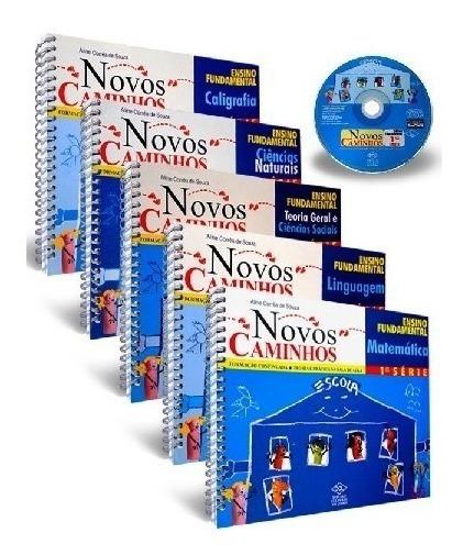 Coleção Novos Caminhos 1ª Série - Ensino Fundamental