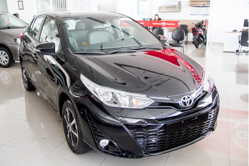 Toyota Yaris Hatch 1.5 Xls Connect Cvt (flex)