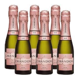Champagne Chandon 187 Rose X 24 Botellas Envio Gratis