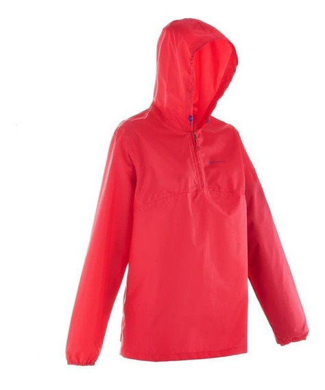 Chamarra Lluvia Impermeable Campamento Mujer 8356303 1