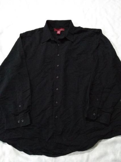 Camisa Merona Talla 2xl (usado) Moda Casual Vestir,ck,formal