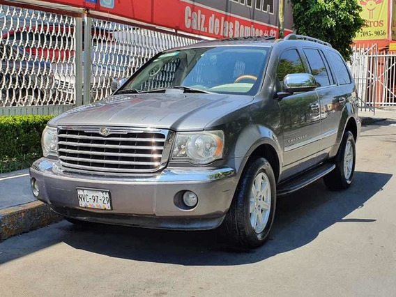 Aspen 2007 Limited Nacional Facura De Agencia Impecable!!