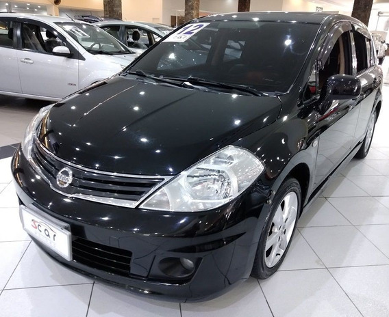 Nissan Tiida 1.8 Sl 16v - 2012