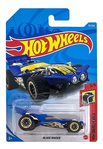 Carrinho Hot Wheels À Escolha- Edição Hw Daredevils - Mattel