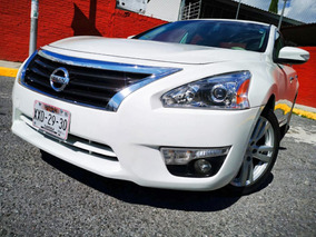 Nissan Altima 3.5 Exclusive V6 Piel Cvt 2013