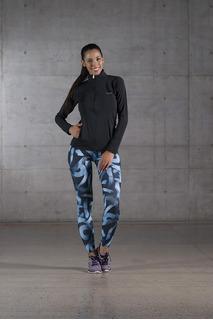 Campera Lf Fitness De Lycrasport - Malika