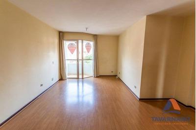 Apartamento Com 3 Dormitórios Para Alugar, 123 M² Por R$ 800/mês - Centro - Ponta Grossa/pr - Ap0897