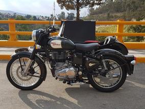 Moto Royal Enfield 2014 500cc