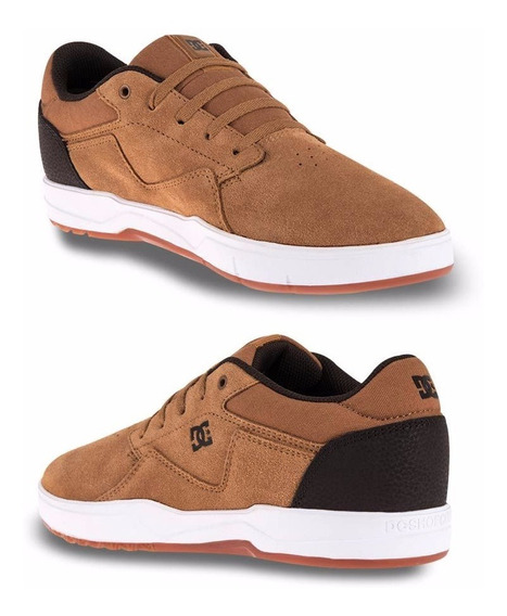 Tenis Originales Dc Shoes Wheat Caballero