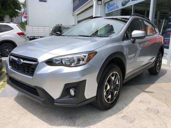 Subaru Xv Premium Cvt Motor 2.0 Lts Plata 2019 5 Puertas