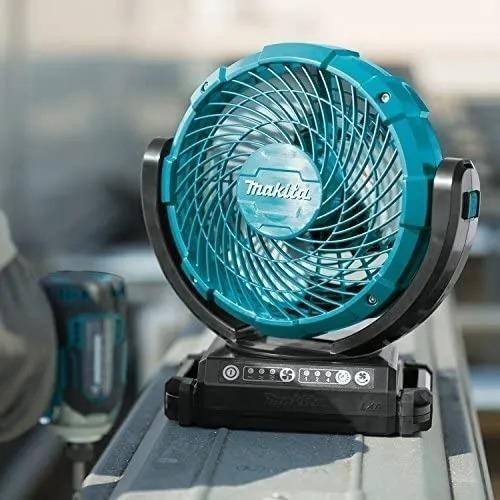 Ventilador A Bateria 18v Makita Dcf102z Lxt