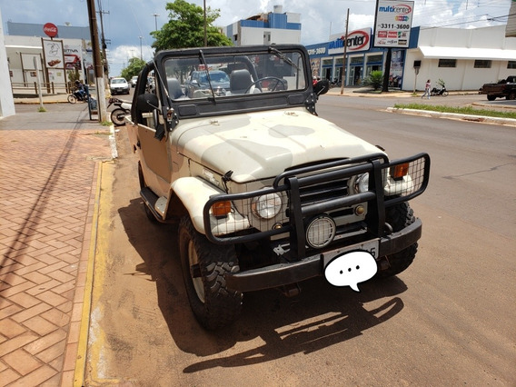 Toyota Jeep Bandeirante