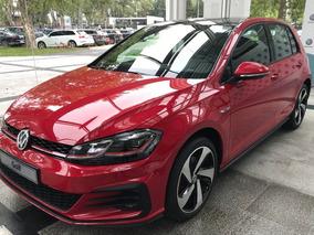 0km Volkswagen Nuevo Golf 2.0 Gti Tsi 230cv Cuero / Tela Cba
