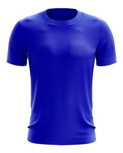 Imagen 1 de 6 de Remera Deportiva Gimnasio Camiseta Hombre Running Ciclista